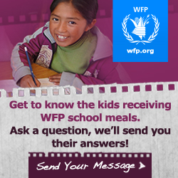 Send a message to children in Bolivia